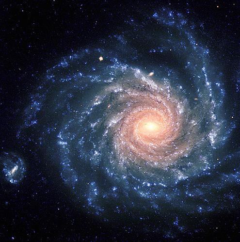 Spiralgalaxie NGC 1232